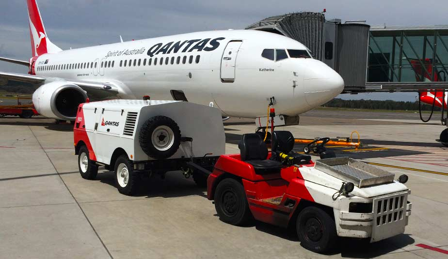 Delivering solutions: Partnering to transform ground support equipment